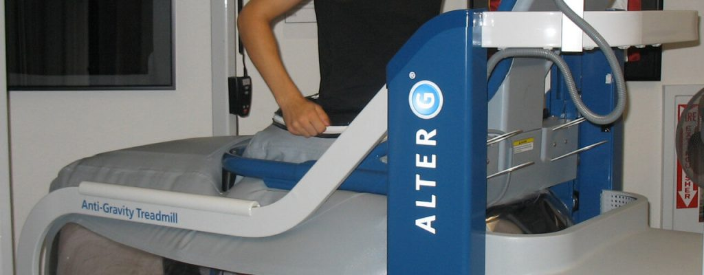 Alter-G Anti-Gravity Treadmill Chicago & Glenview, IL