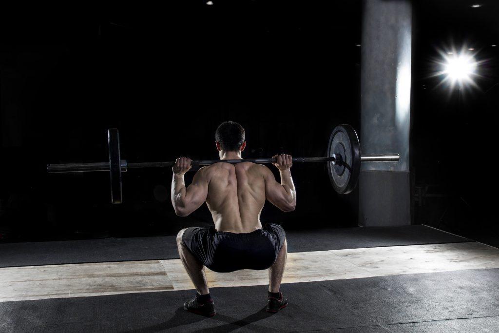 how to do a proper squat